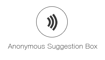 Anonymous Suggestion Box